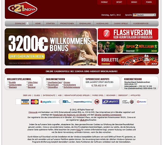 besten online casino quarsar