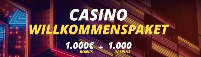 LVBet Casino ANgebote