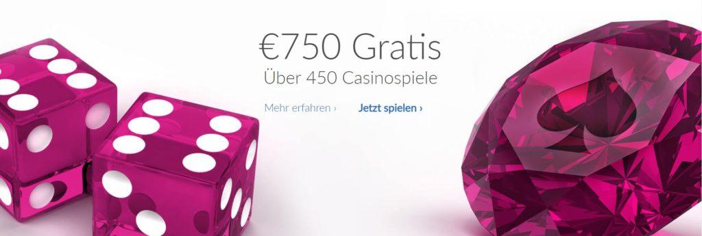 Ruby Fortune Casino Angebot